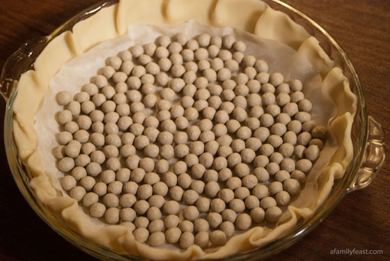 How To Blind Bake A Pie Crust A Family Feast
