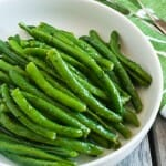 Green Beans with Tarragon - A Family Feast