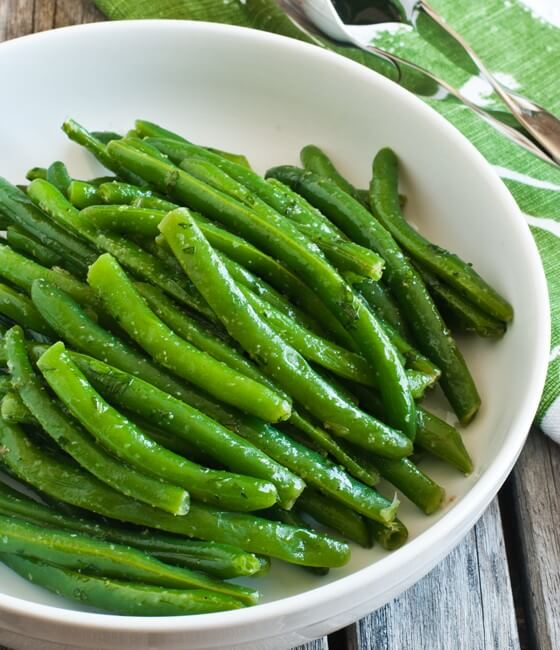 Green Beans with Tarragon