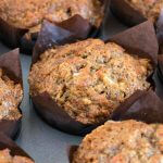 Morning Glory Muffins - A Family Feast