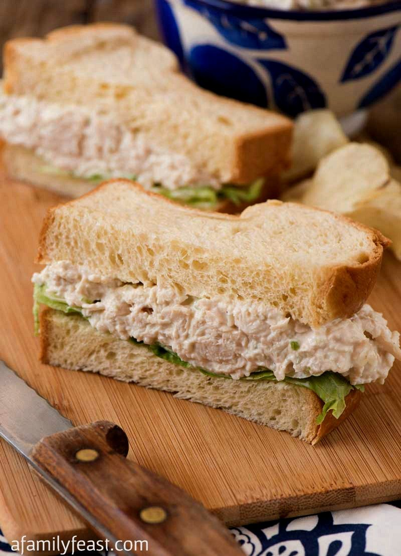 Make this delicious Copycat Willow Tree Chicken Salad at home!