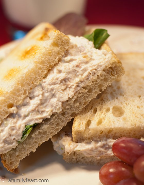 Recipe for canned chicken salad