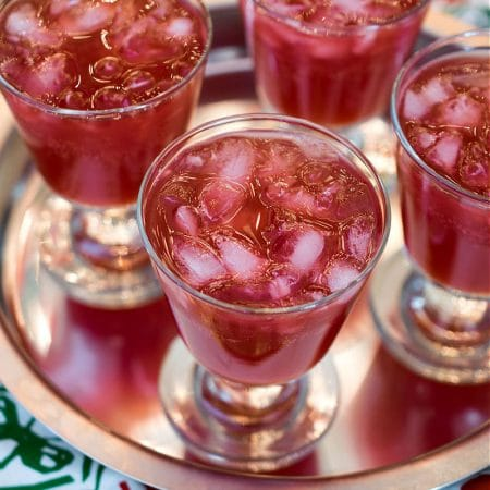 Pomfresca Cocktail