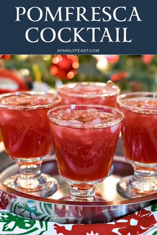 PomFresca Cocktail