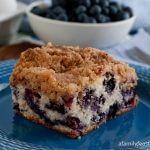 Blueberry Buckle - A Family Feast