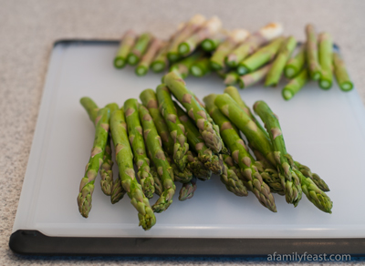 How To Cook Perfect Asparagus 1