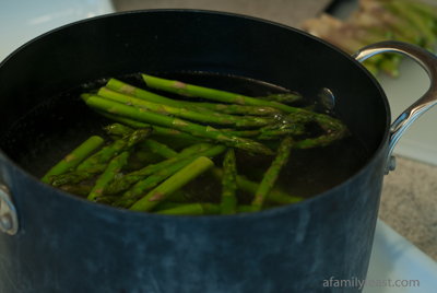 How To Cook Perfect Asparagus 4