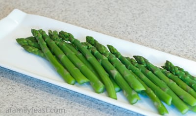 How To Cook Perfect Asparagus 6