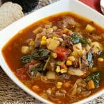 Beef Soup Series – Part 3: Hearty Beef Vegetable Soup