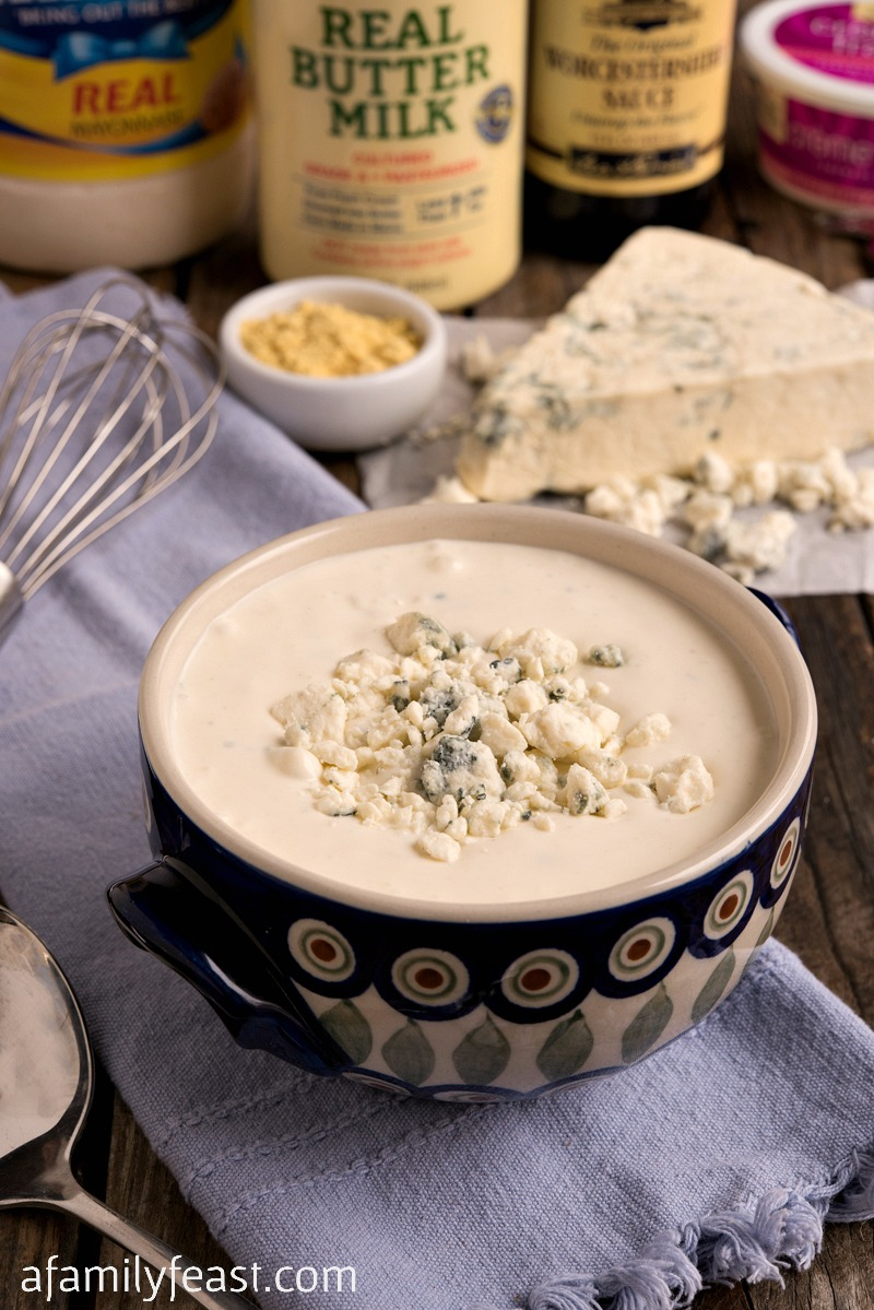bleu cheese dressing