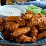 Classic Buffalo Wings - A Family Feast