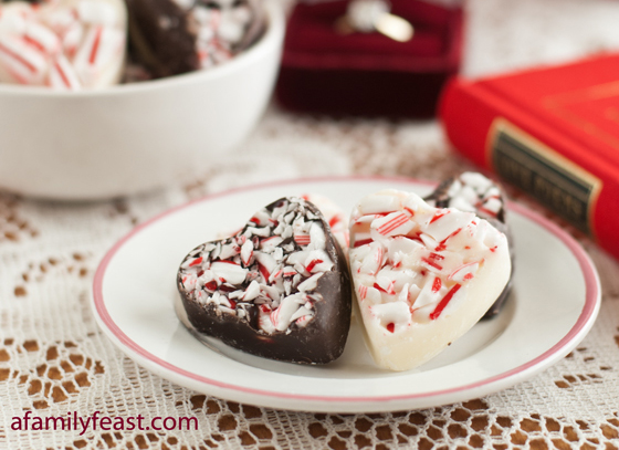 Peppermint Hearts - A Family Feast