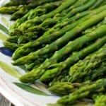 Perfect Asparagus - A Family Feast