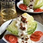 Roman Wedge Salad