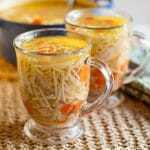 Chicken Noodle Soup - A Family Feast