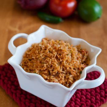 Mexican Rice - A Family Feast