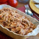 Mexican Pulled Chicken - A Family Feast