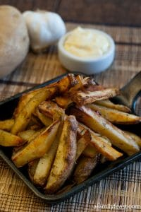 Roasted French-Style Potatoes - A Family Feast