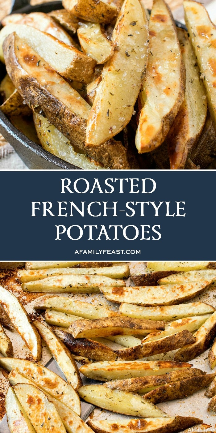 Roasted French-Style Potatoes