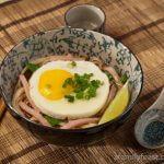 Asian Noodle Soup - A Family Feast