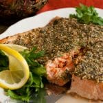 Dinner Party Series – Part 3: Herb Basted Salmon