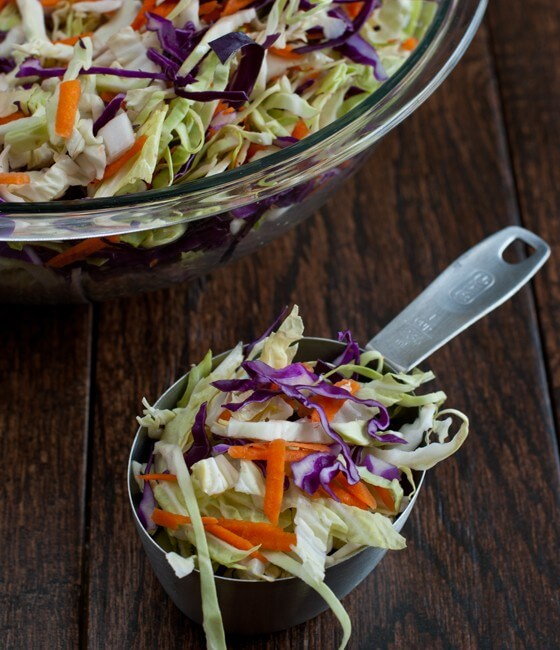 Weekday Triple Play: Cabbage Blend