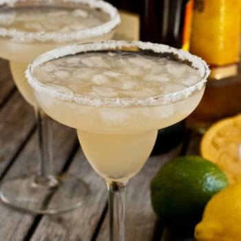 Real Margaritas - A Family Feast