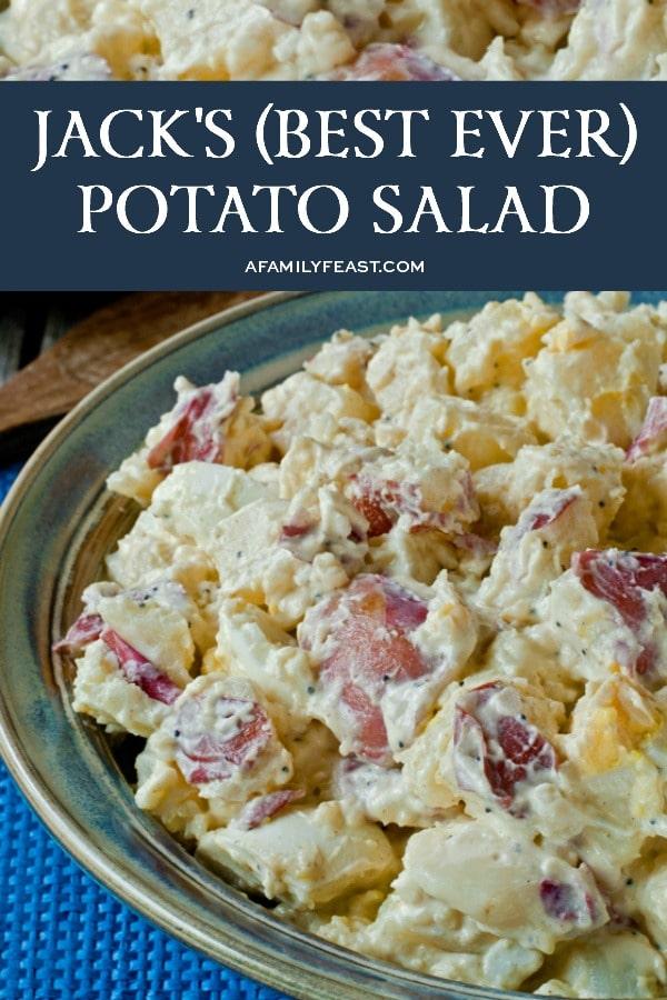Jack's Potato Salad