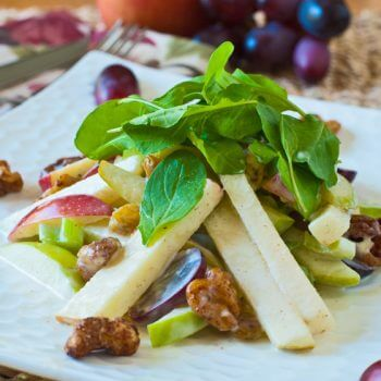 Waldorf Salad - A Family Feast