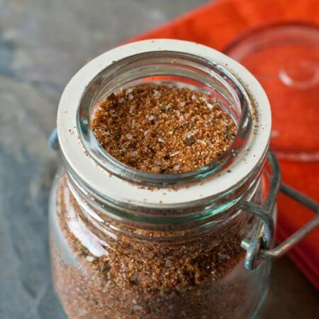 Spice Rub for Chicken - A Family Feast