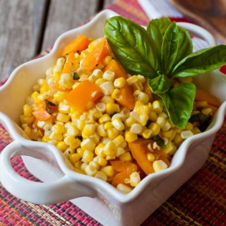 Confetti Corn - A Family Feast
