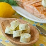 Lemon Dill Compound Butter