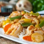 Sweet and Sour Shrimp Stir-Fry