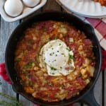 Corned Beef Hash - A Family Feast