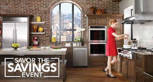 Kitchen Aid Savor the Savings Event