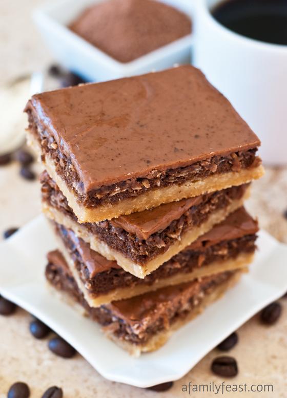 Chocolate Malt Brownie In A Jar Recipe — Dishmaps