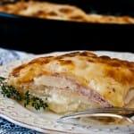 Scalloped Ham and Potato Casserole