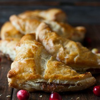 Turkey & Stuffing Turnovers - A Family Feast
