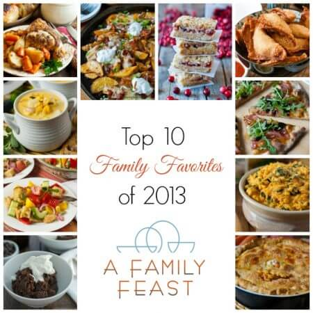 A Family Feast: Top 10 Family Favorites of 2013