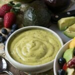 Avocado Poppy Seed Dressing - A Family Feast