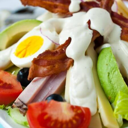 Chef's Salad - A Family Feast
