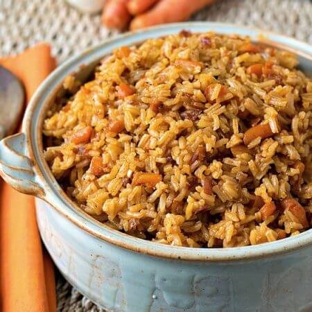 Nourishing Rice (Arroz de Sustancia) - A Family Feast
