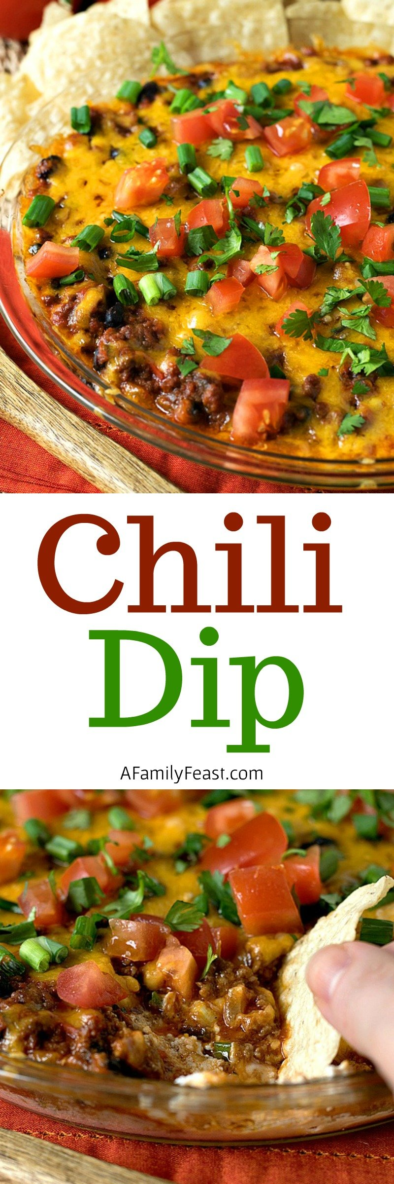 Chili Dip - A Family Feast