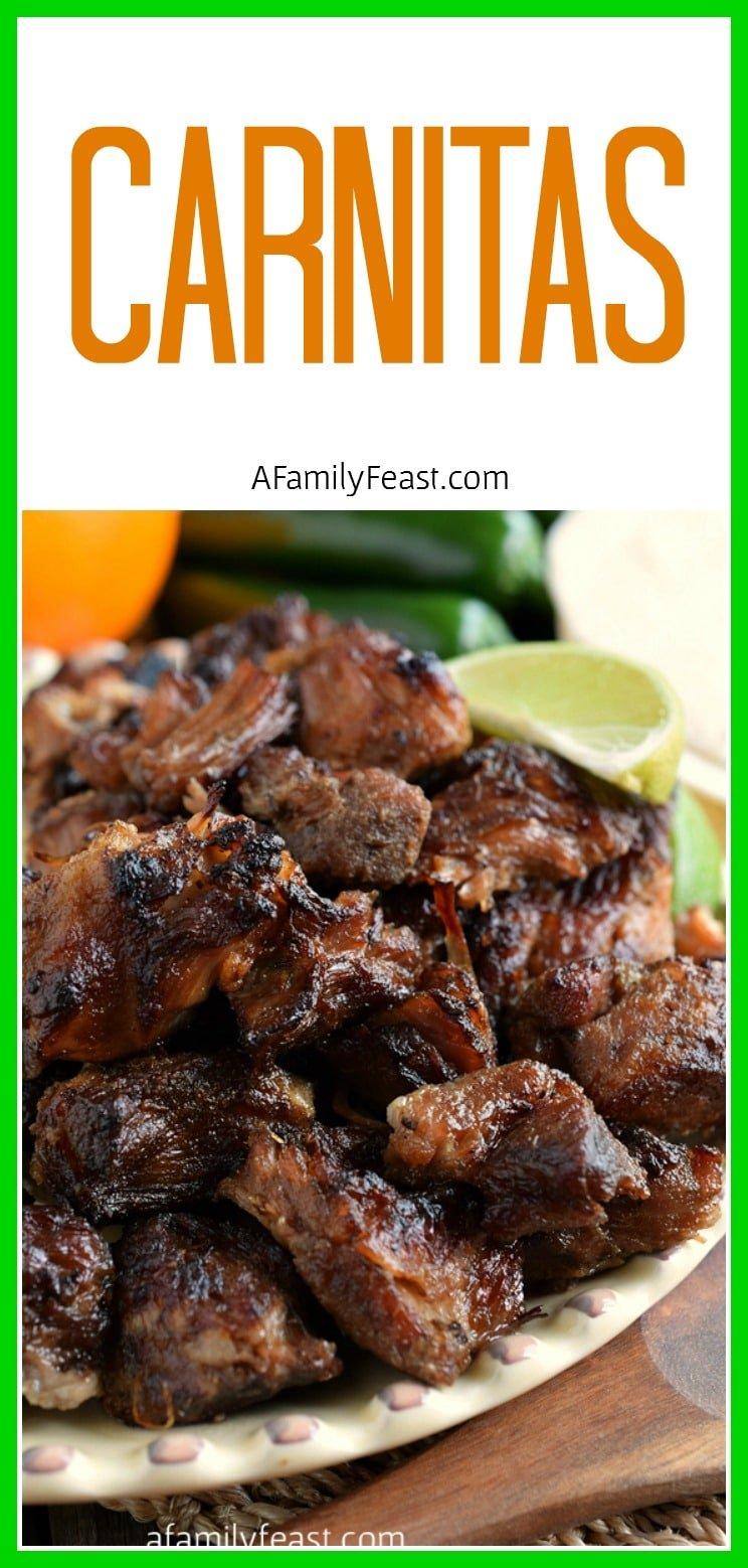 Carnitas - A Family Feast