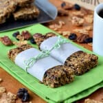 Great Grains Chewy Breakfast Bars - A Family Feast