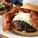 Red-Eye Burger