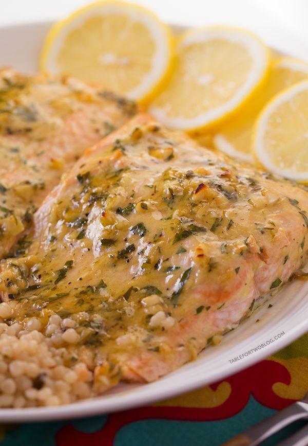 Baked Salmon with Honey Dijon and Garlic - 25-Plus Delicious Dijon ...