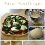 Sunday Cooking Lesson: Perfect Pizza Dough