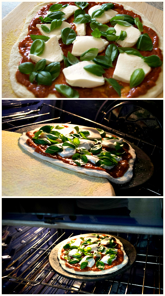 Sunday Cooking Lesson: Perfect Pizza Step 7