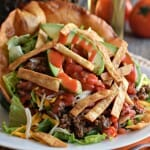 Taco Salad - A Family Feast